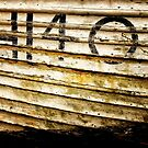 Old boat by Simon Duckworth