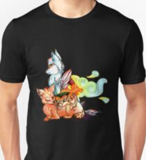 Okami: The Wolves Of The Brush T-Shirt