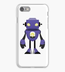 Robot Character #13 iPhone Case/Skin