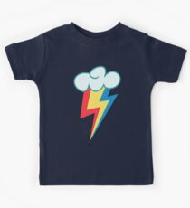 My little Pony - Equestria Girls Rainbow Dash Kids Tee