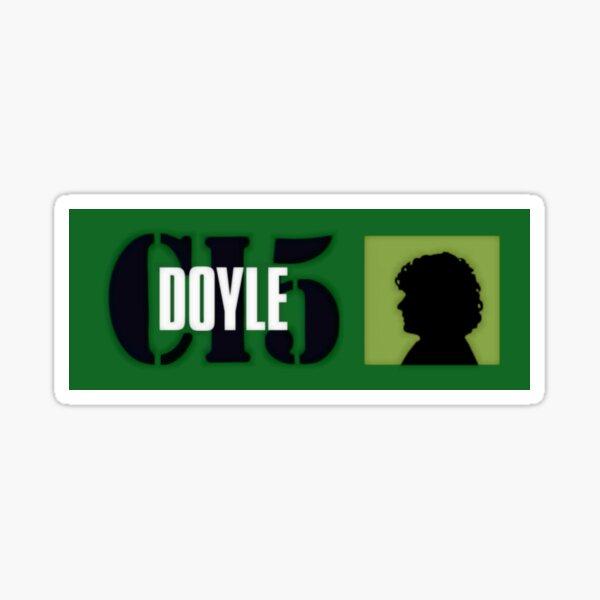 CI5 - The Professionals -Doyle Sticker