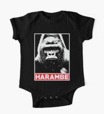 Harambe Gorilla Lover Kids Clothes