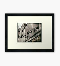 City Grunge 1 Framed Print