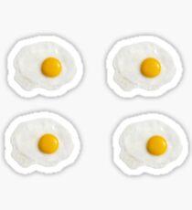 ○ eggs ○  Sticker