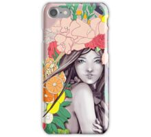 Flower Fruits iPhone Case/Skin