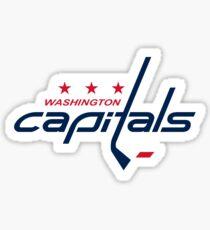 Capitals Sticker