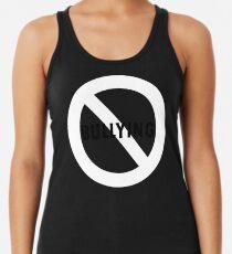 Camiseta con espalda nadadora ANTI BULLYING T-SHIRT