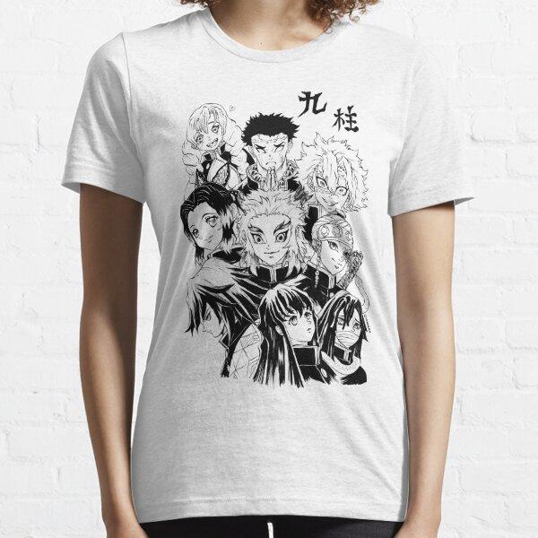 Demon Slayer Hashira - by Q10mark T-Shirt Essential T-Shirt