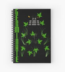 Germinate - Dr Who Spiral Notebook