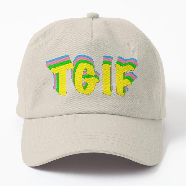 Thank God it's Friday! - TGIF Dad Hat
