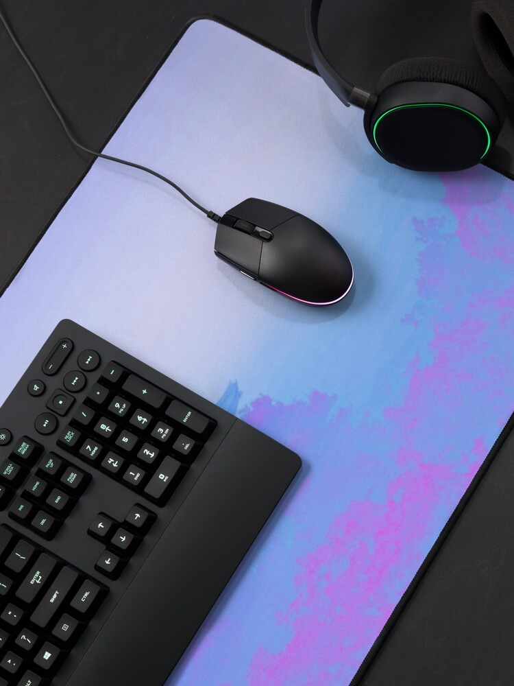 Alternate view of Into The Mist Mouse Pad