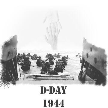 D-day by Skyrimjoe