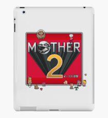Alternative Mother 2 / Earthbound Title Screen iPad Case/Skin