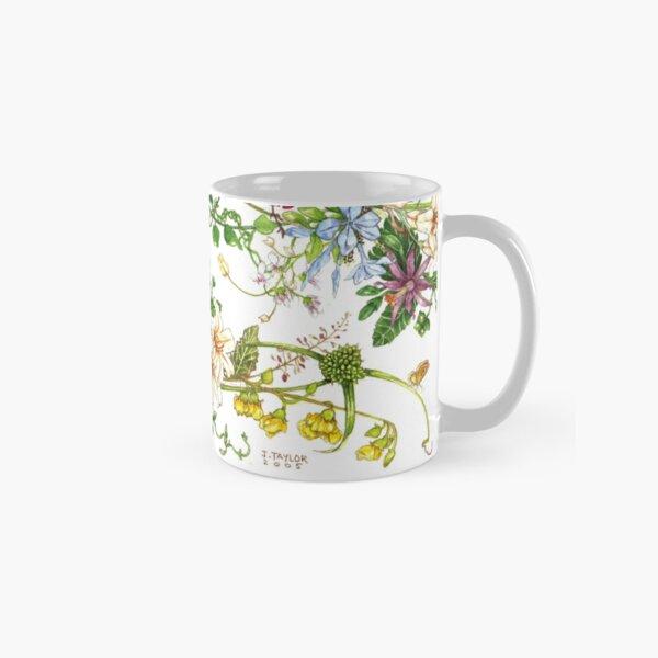 Wild flowers from Kasouga Common Classic Mug