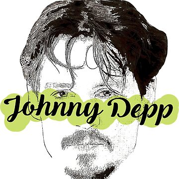 Johnny Depp by sherineheg
