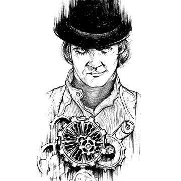 A Clockwork Orange by hasanabbas