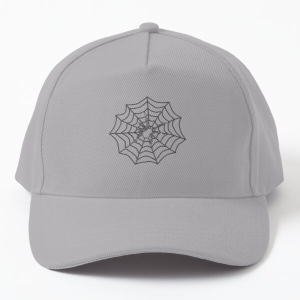 spider's web Baseball Cap