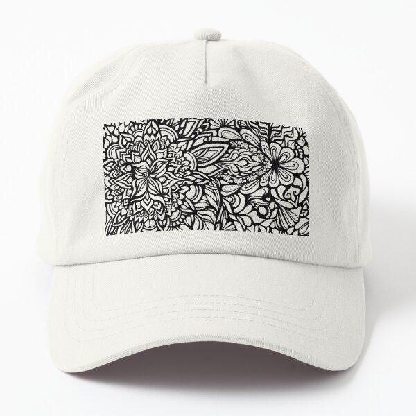 Floral Joy Dad Hat