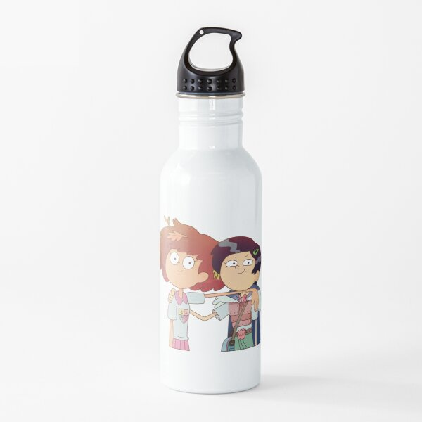 Marcy and Anne Amphibia Gifts Love Water Bottle