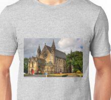 Mansfield Traquair Centre Unisex T-Shirt