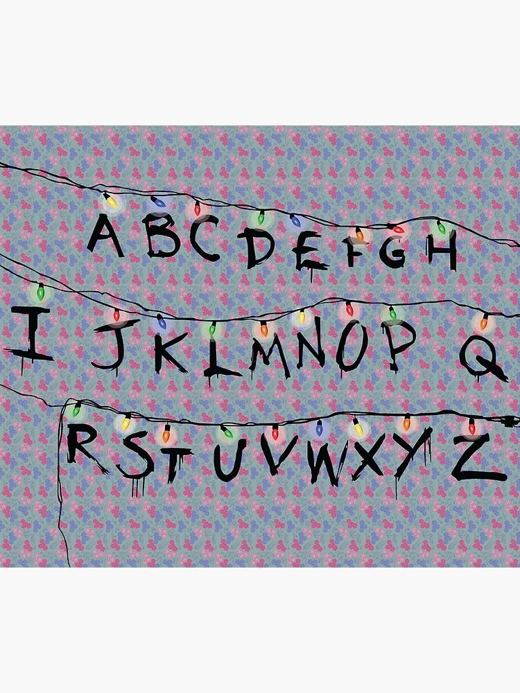 Un alfabeto de cosas extrañas de marsenroute