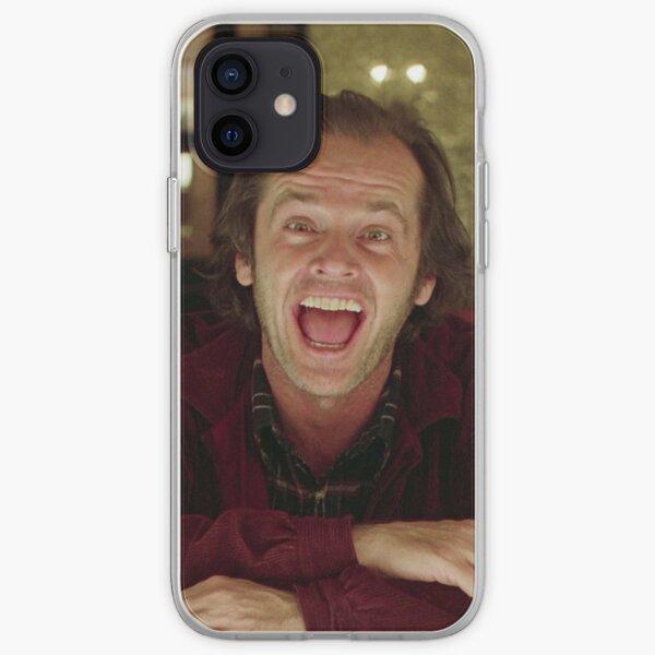 Jack Nicholson L'étincelle brillante - Stanley Kubrick Film Coque souple iPhone