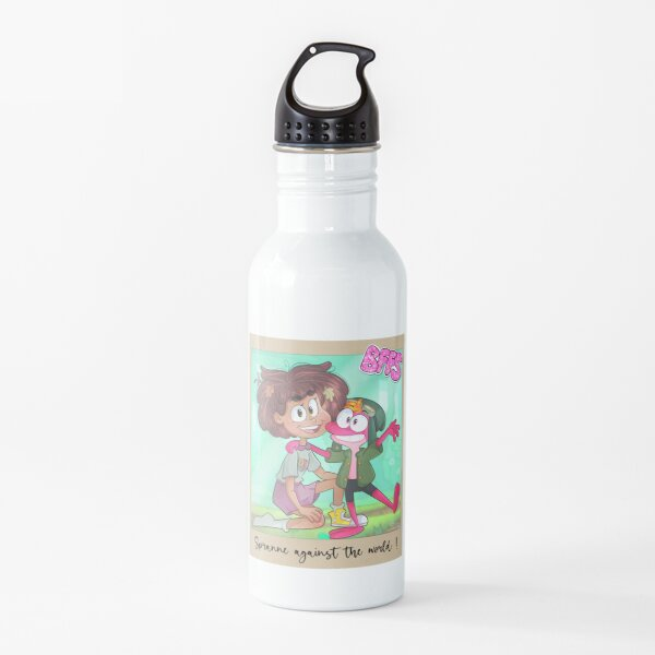 Spranne Against the World Gifts Cute Water Bottle