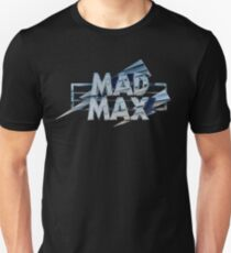 Mad Max film title Unisex T-Shirt