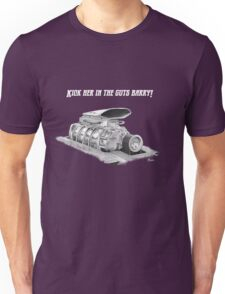 Mad Max Supercharger  Unisex T-Shirt