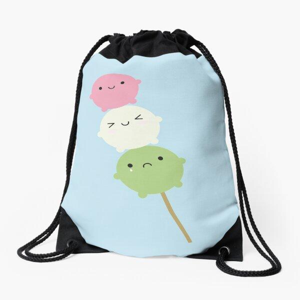 Kawaii Mochi Dango Drawstring Bag