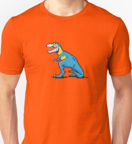 Pixevolution - Tyrannosaurus Macaw  T-Shirt