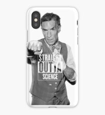 Straight Outta Science Bill Nye iPhone Case/Skin