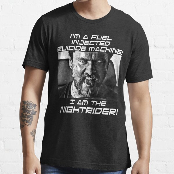 Coureur de nuit T-shirt essentiel