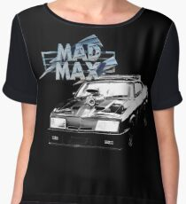 Mad Max Interceptor Women's Chiffon Top