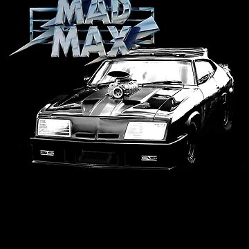 Mad Max Interceptor by Biker