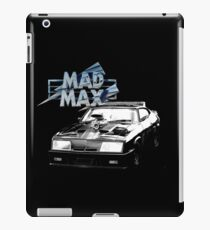 Mad Max Interceptor iPad Case/Skin