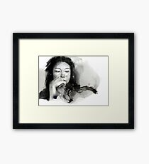Juliana Framed Print