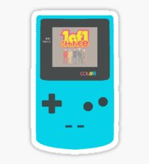 "SHINee - ""1 of 1"" Game Console Design Sticker"