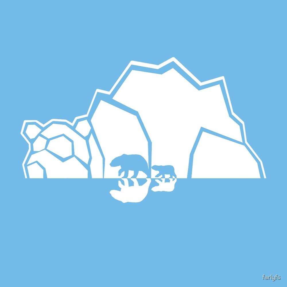 POLAR BEAR by farlyfs