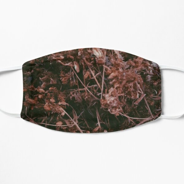 Dry Flowers In The Attic Flat Mask