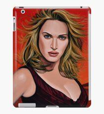 Kate Winslet Painting iPad Case/Skin