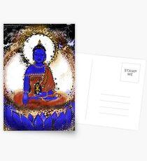 Akshobya, Blue Buddha of the Eastern Realm Postcards