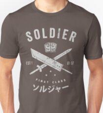 Midgar first class T-Shirt