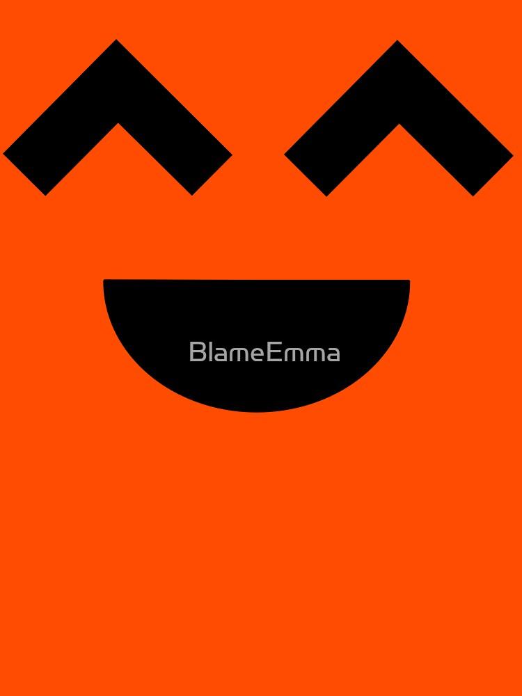Laugh Out Loud (Black) by BlameEmma
