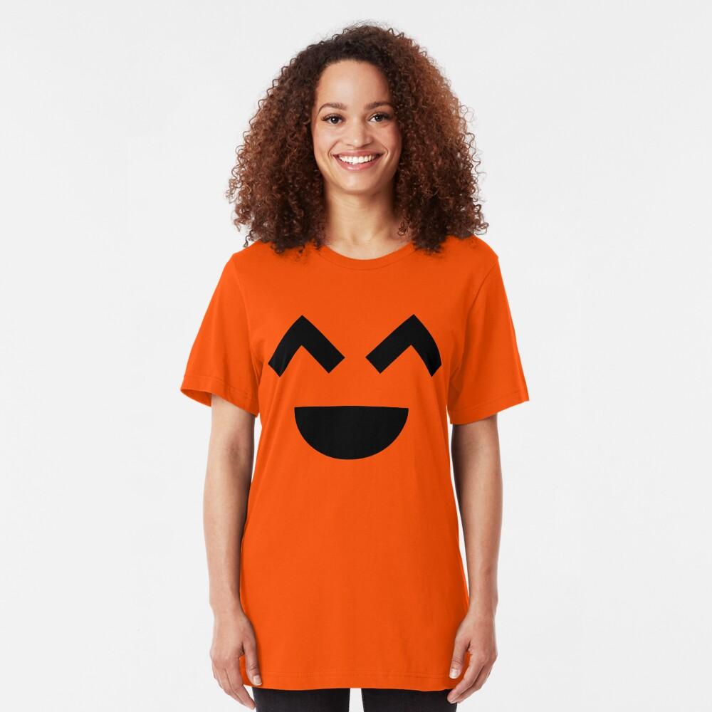 Laugh Out Loud (Black) Slim Fit T-Shirt