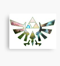 Triforce Metal Print
