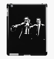 Lebowski Pulp Fiction iPad Case/Skin