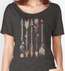 Boho Tribal Arrows Women's Relaxed Fit T-Shirt