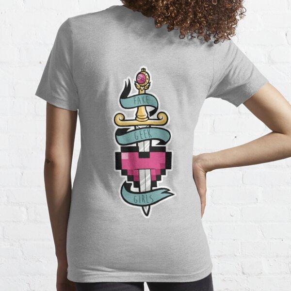 Fake Geek Girls Alternate Hoodie #2 Essential T-Shirt