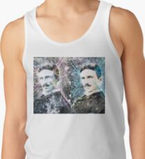 Electric Tesla Tank Top